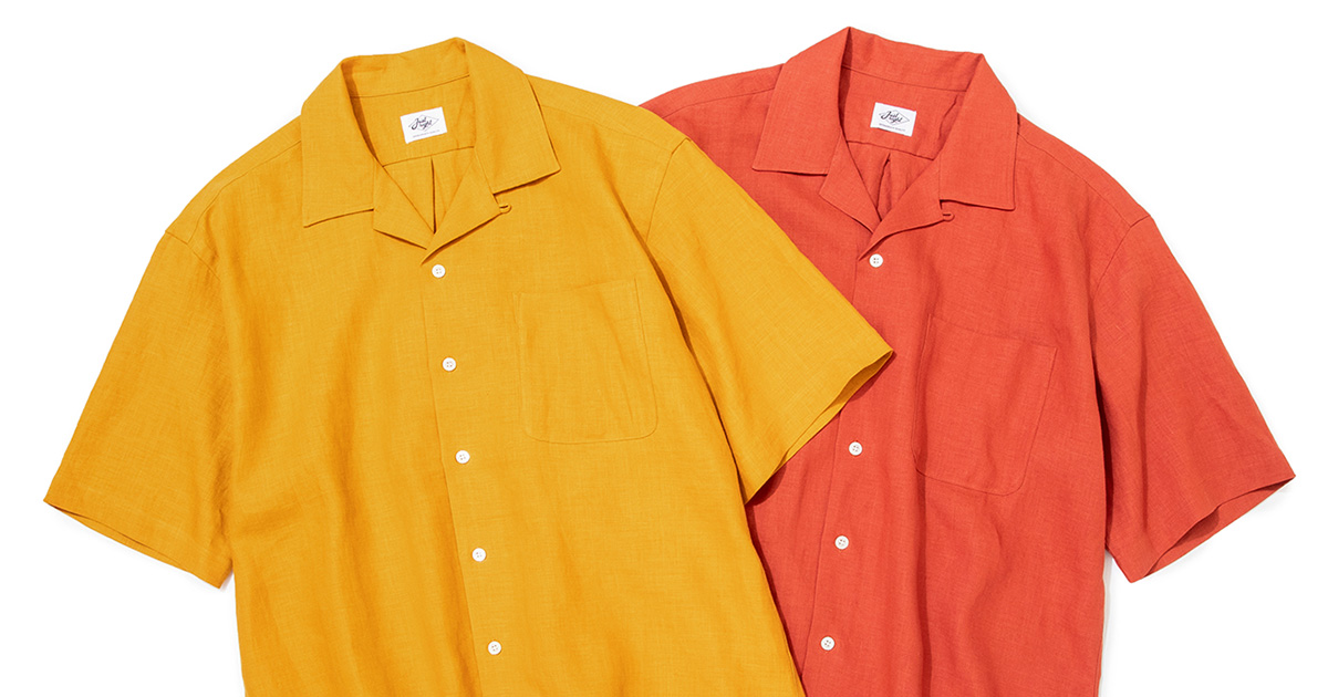 OCSS Shirt - Mango & Strawberry