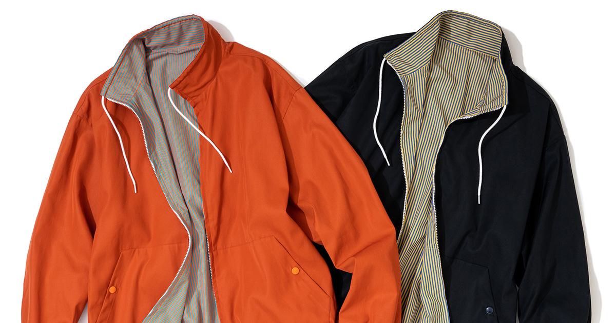 TS Reversible Jacket - 2 Colors