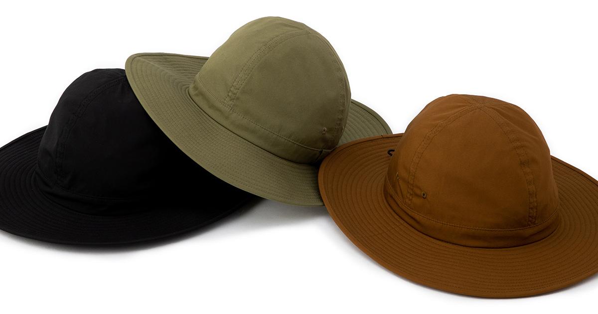 Safari Hat - 3 Colors