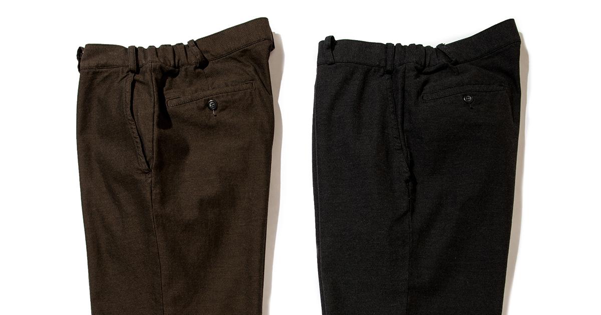 Standard Trousers - C.Grey & D.Brown