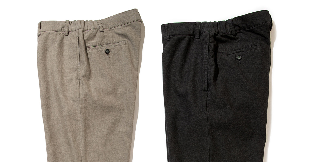 Standard Trousers -  New Color & Restock