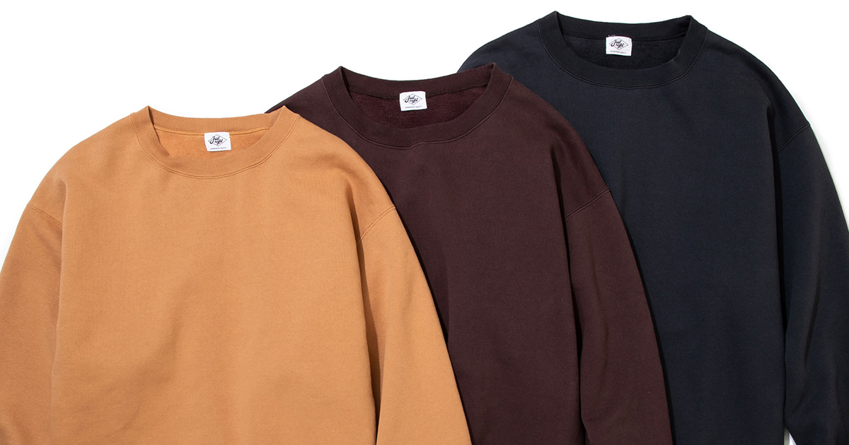 """Those Days Crew Neck """"Warmer"""" - Exclusive 3 Colors"""