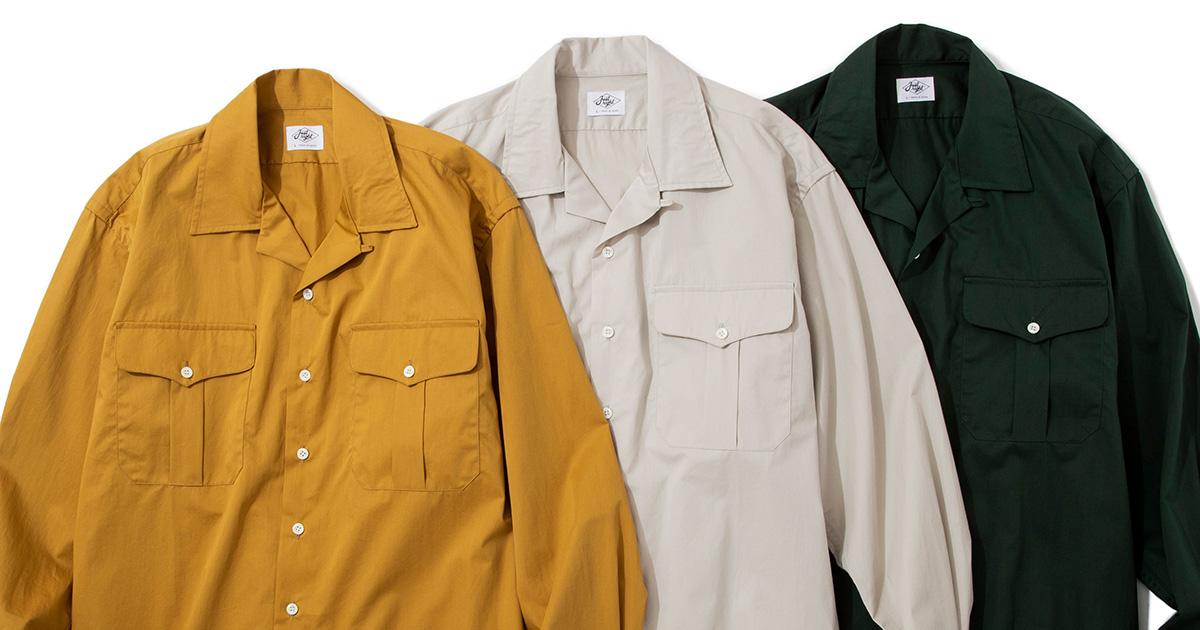 Safari Shirt 3 Colors & LST Painter Denim Restock