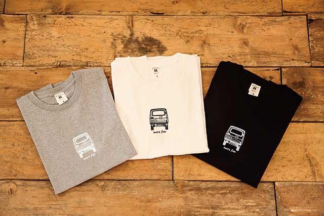 ジムニーja11オリジナルイラストTシャツ各色入荷いたしました!