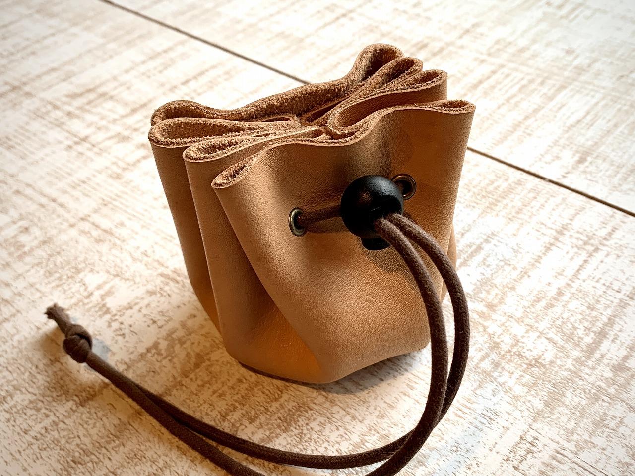 ダイストレー革袋、まずはプレミアムver.から