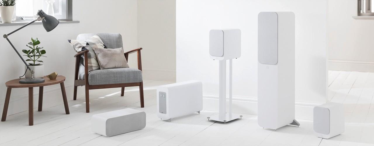 イギリスの新興スピーカーブランド Q Acoustics ~ 厳選ブランド紹介