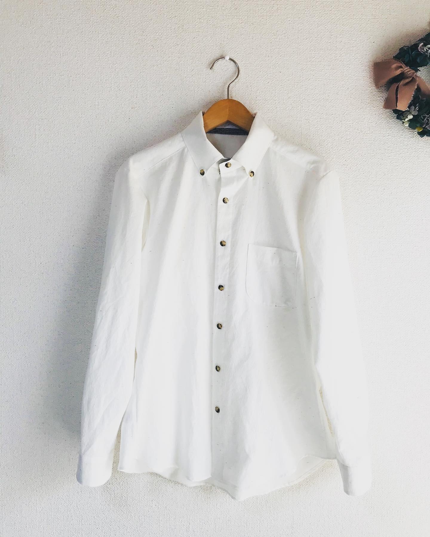 きちんとした服 men'sシャツ