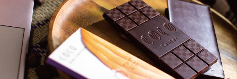今だからこそオススメしたいローチョコレート