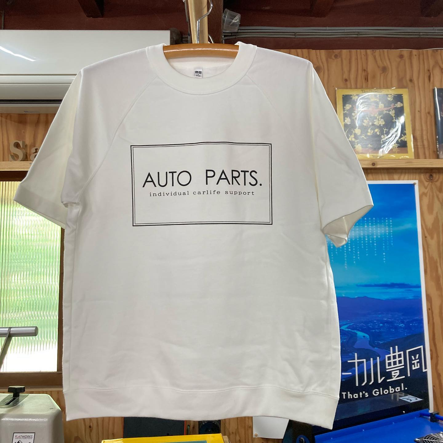 Thank you for your order !!  AUTO PARTS.様(豊岡市九日町)