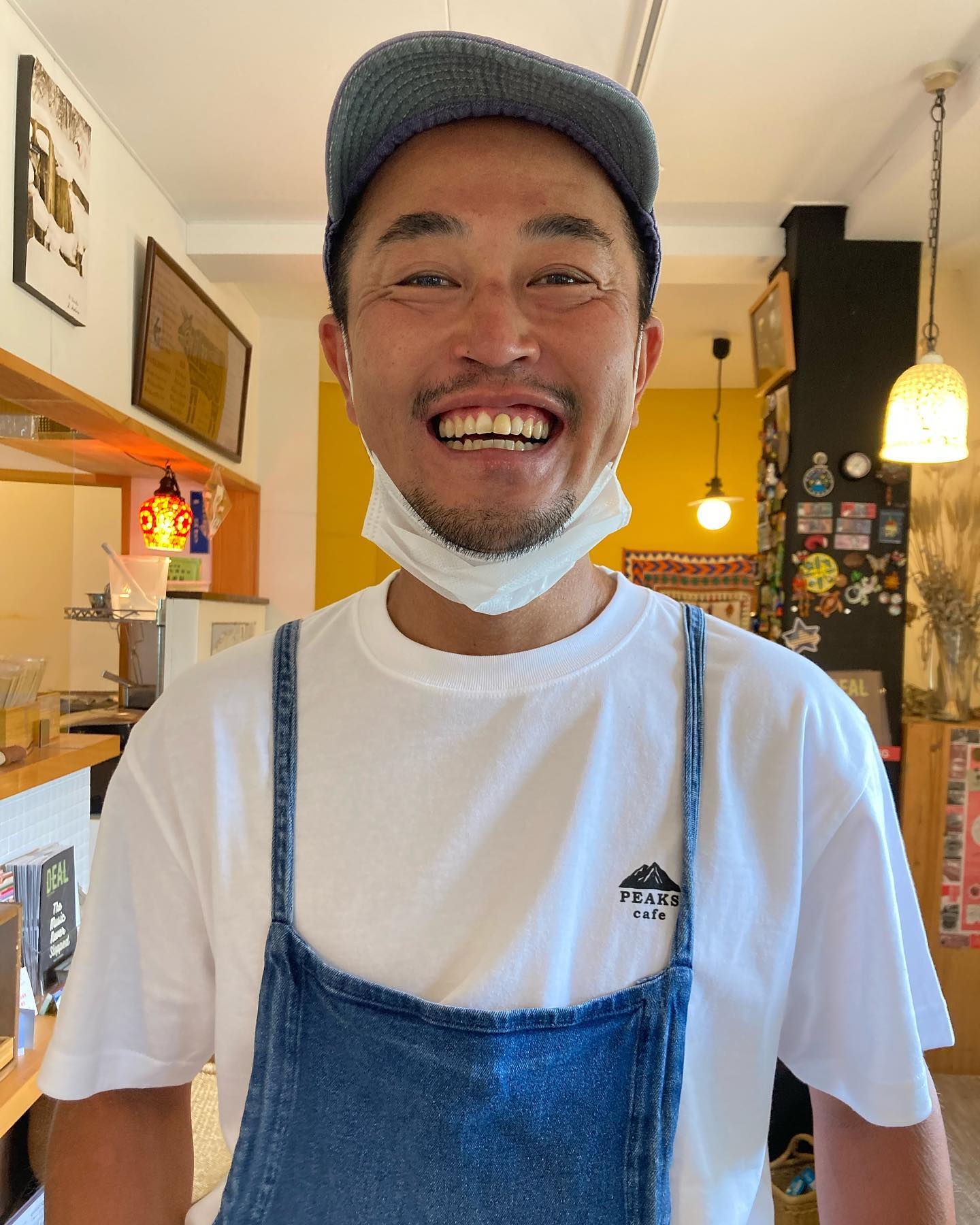 Thank you for your order !! PEAKS cafe 様(養父市関宮)