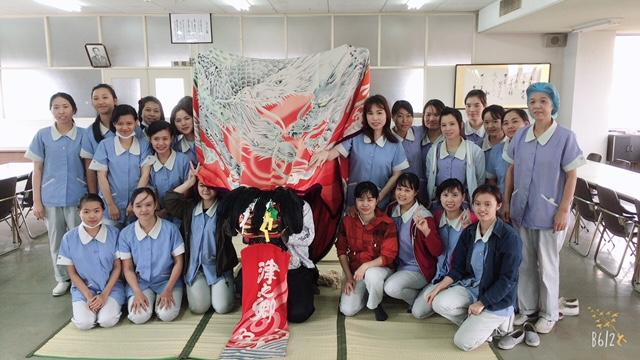 宇多津祭り 津の郷 獅子が来たよ!