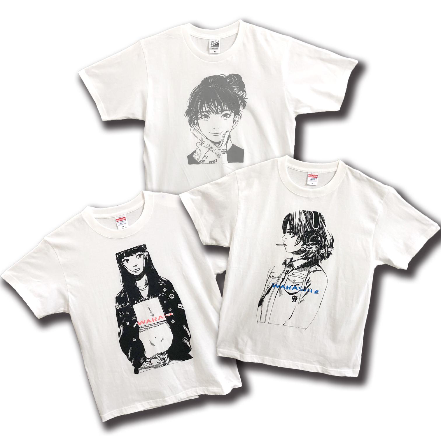 ざしきわらしさんTシャツ数量限定販売!18.12.19
