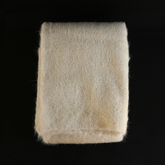 Cobertor de Papa ブランケット - ホワイト