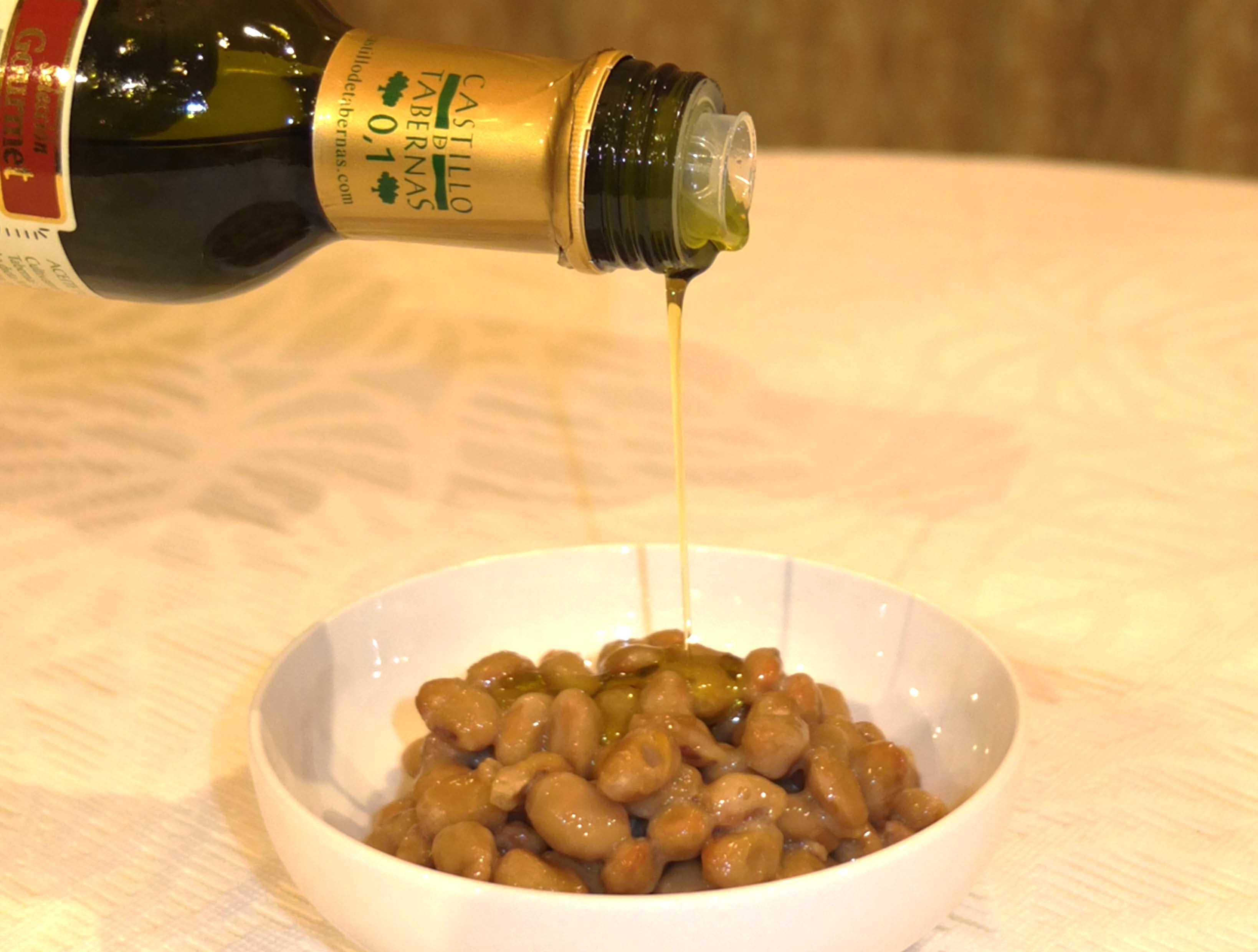ひそかなブームを皆さんに教えちゃいます!納豆とオリーブオイル