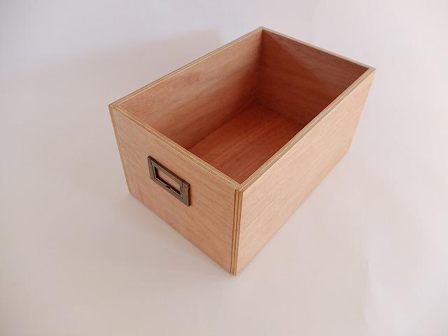 木製の収納箱でインテリアを楽しもう!