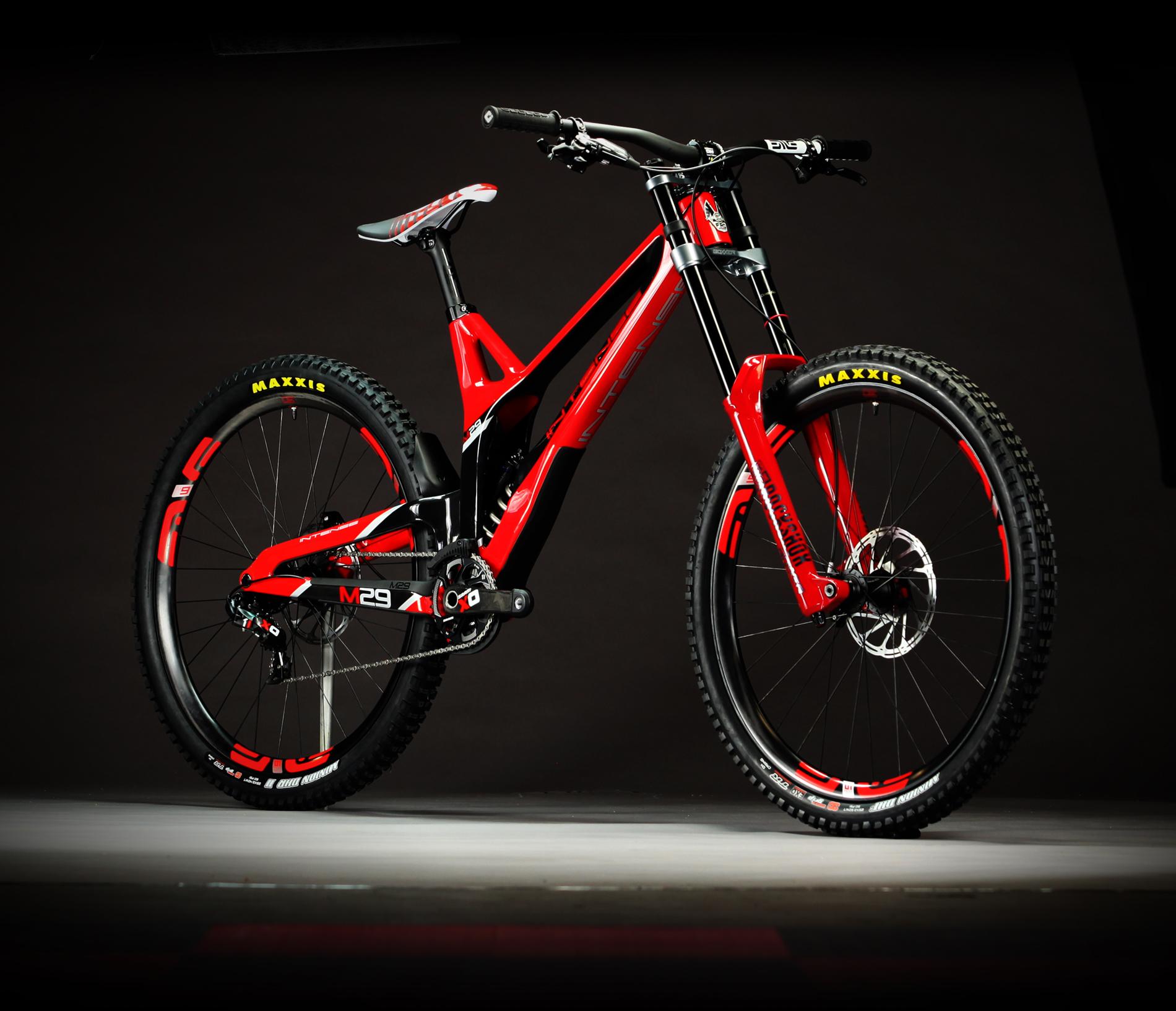 INTENSE CYCLES M29 世界限定15台先行発売・日本には2台入荷予定