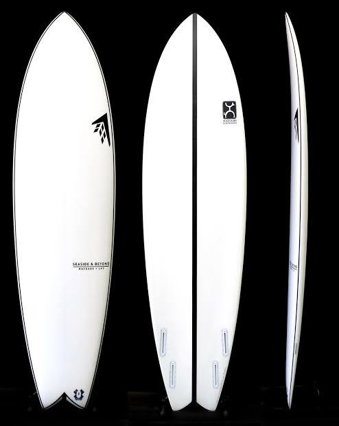 FireWire Surfboards / シーサイド&ビヨンド