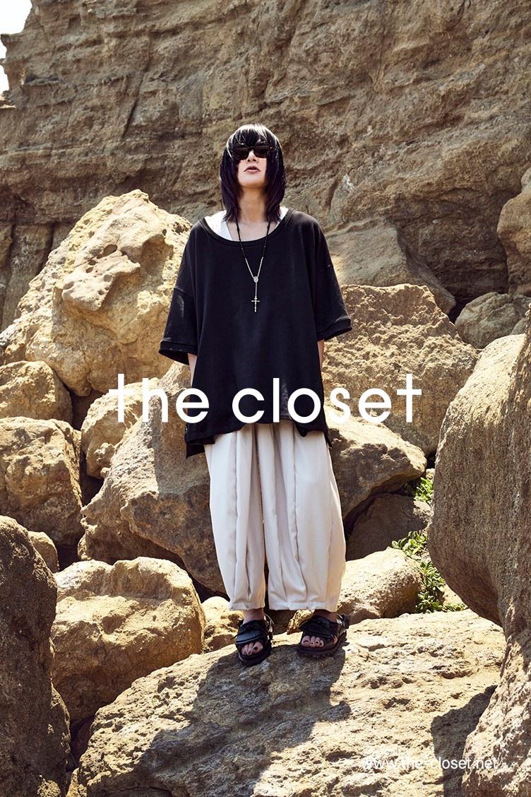 the closet pop up Store info
