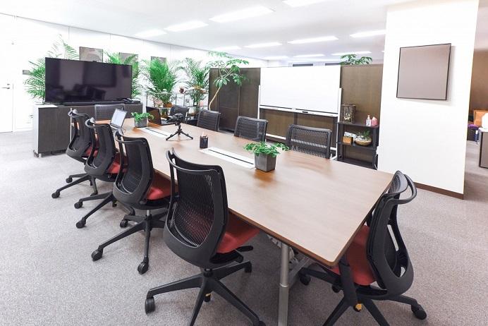 【導入事例/オフィス①】東京都調布市 企業K様