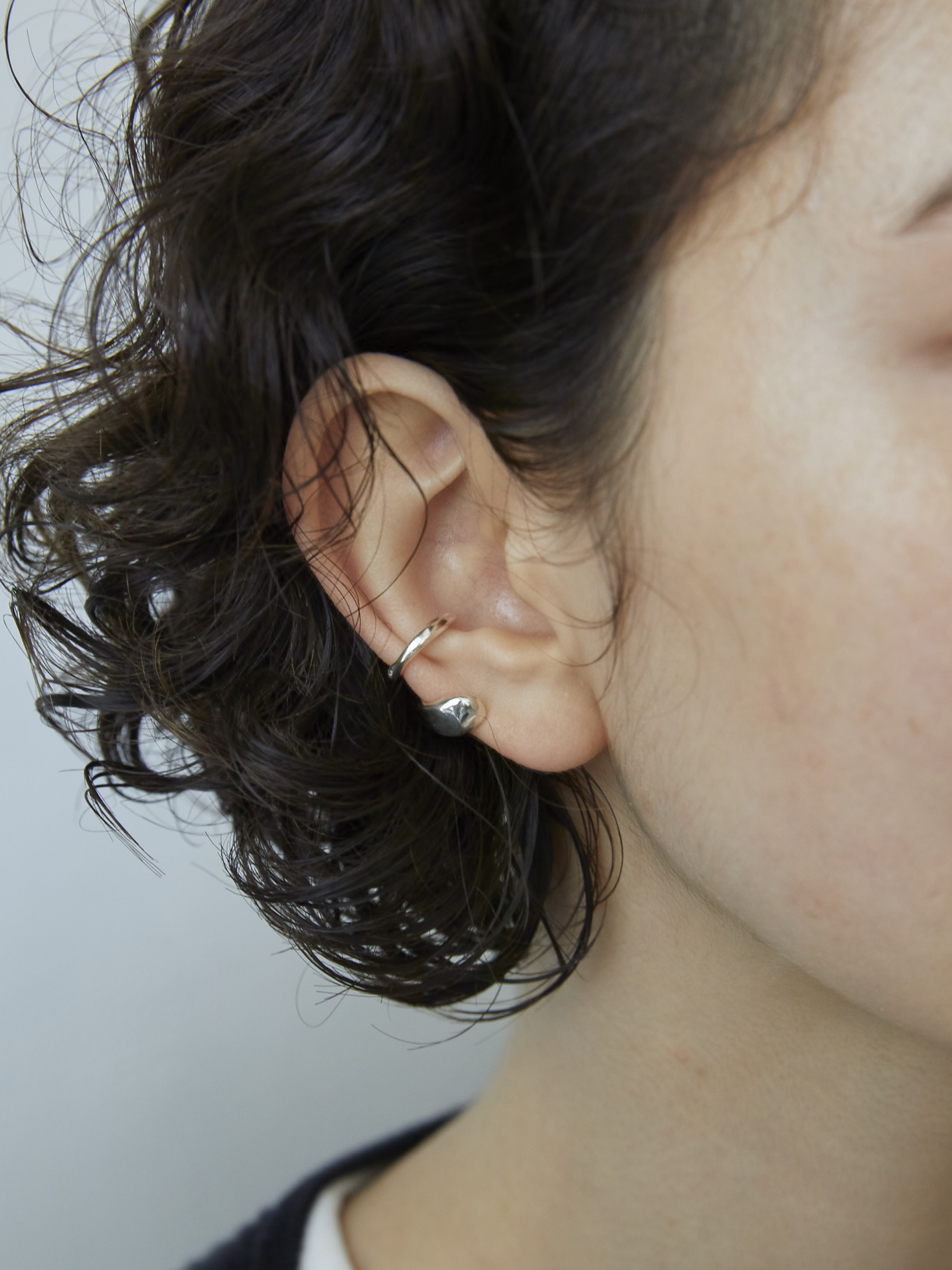 新作発売:line point earcuff