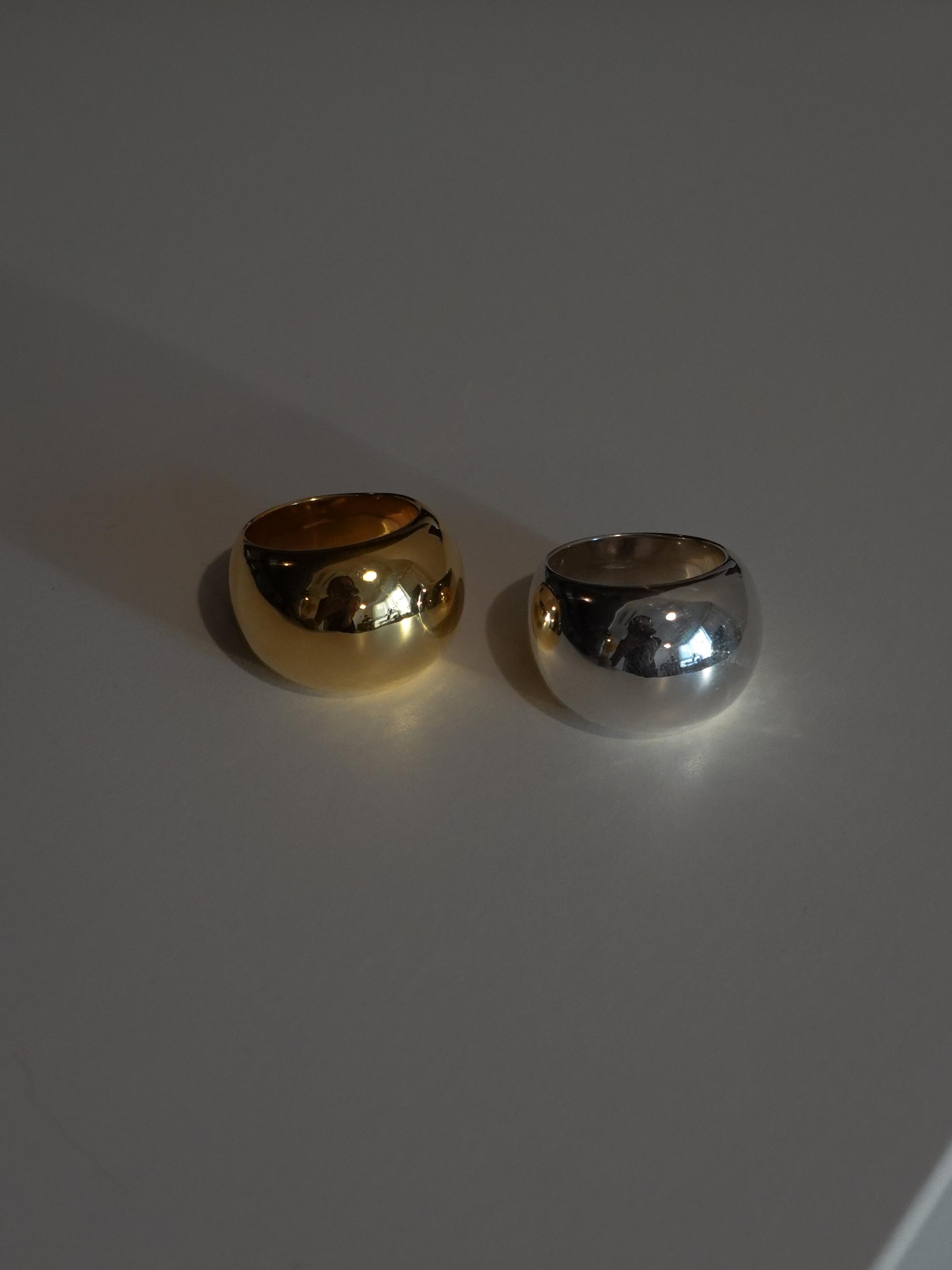 新作商品:round rp003 ring