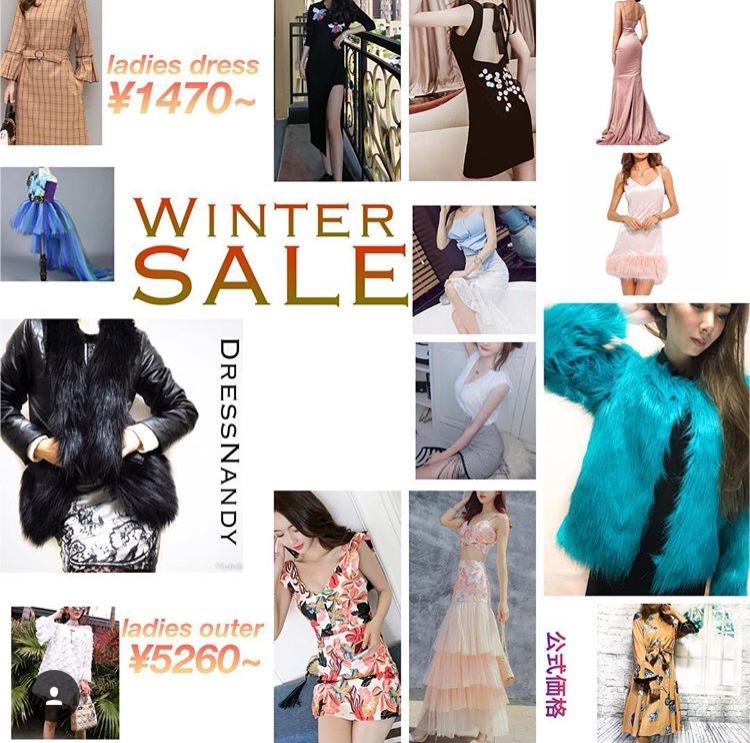 ほぼ全商品♪…Winter SALE...♪