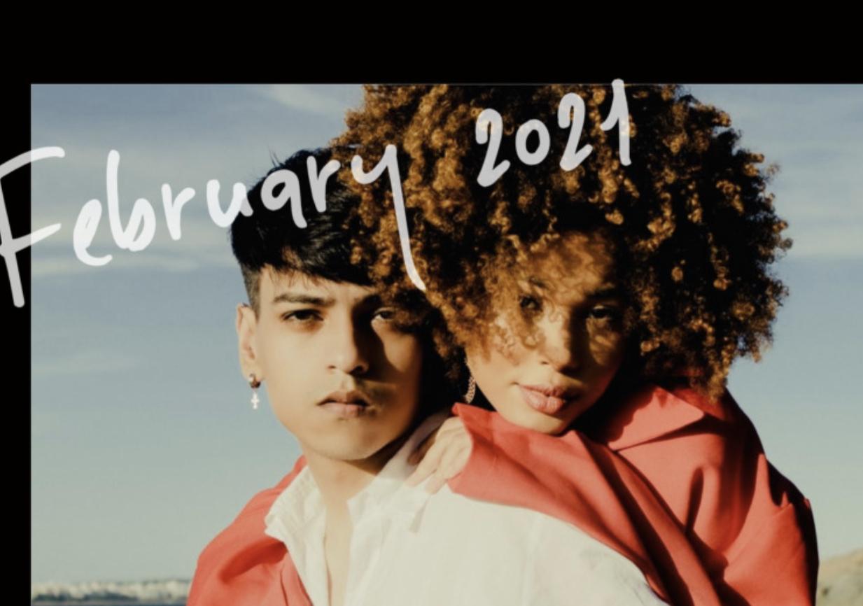 2021年2月の星もよう公開しました!!