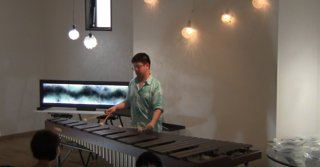 Marimba Forest vol.4動画をUPしました