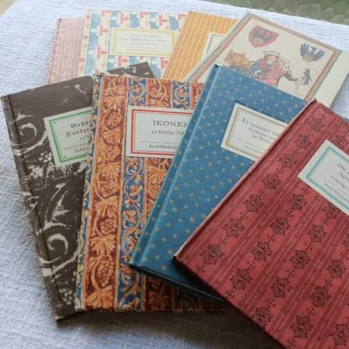 受け継がれる美しい古書、インゼル文庫の魅力と歴史