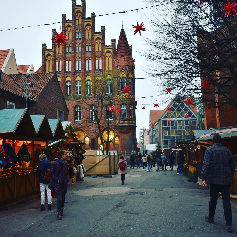 ドイツアドベント、クリスマスマーケットが始まりました