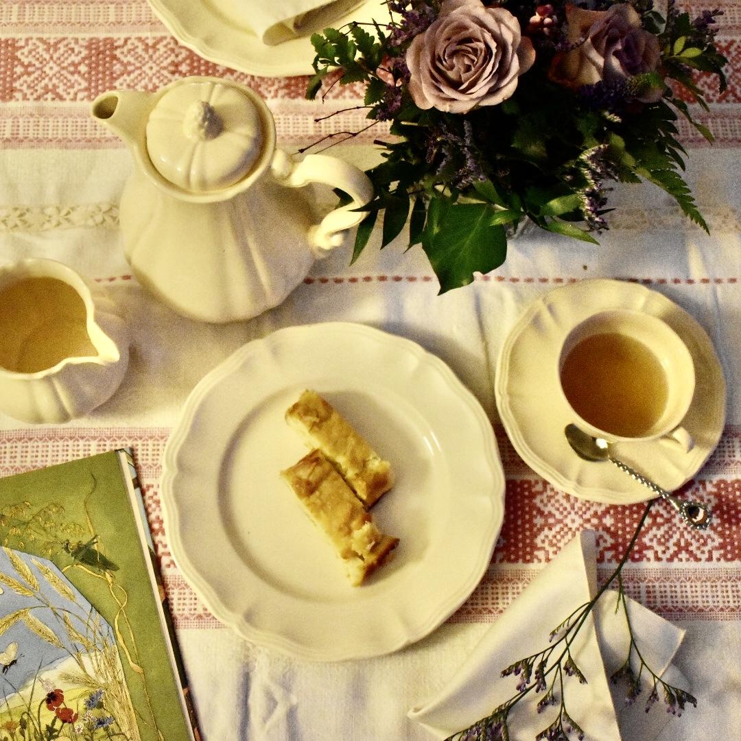 待ち遠しい春と自分のためのカフェタイム