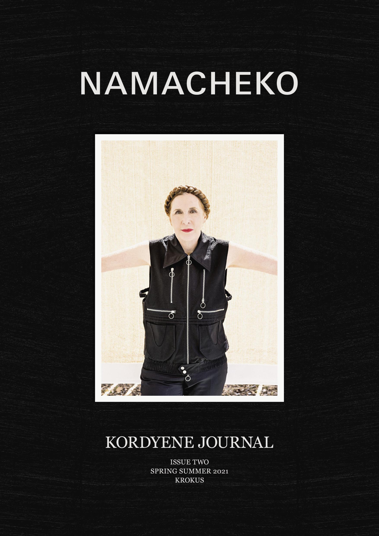 "NAMACHEKO ""KORDYENE JOURNAL"""
