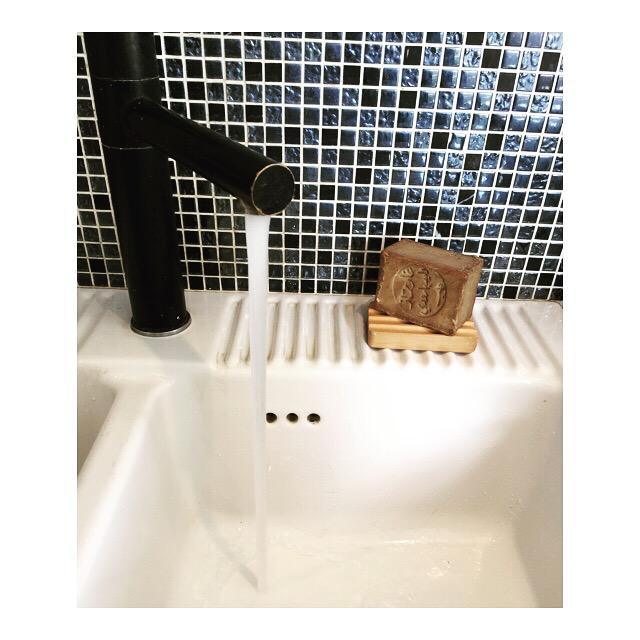 アレッポ石鹸