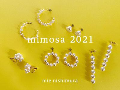 「MIMOSA FESTA 2021」 出展のお知らせ