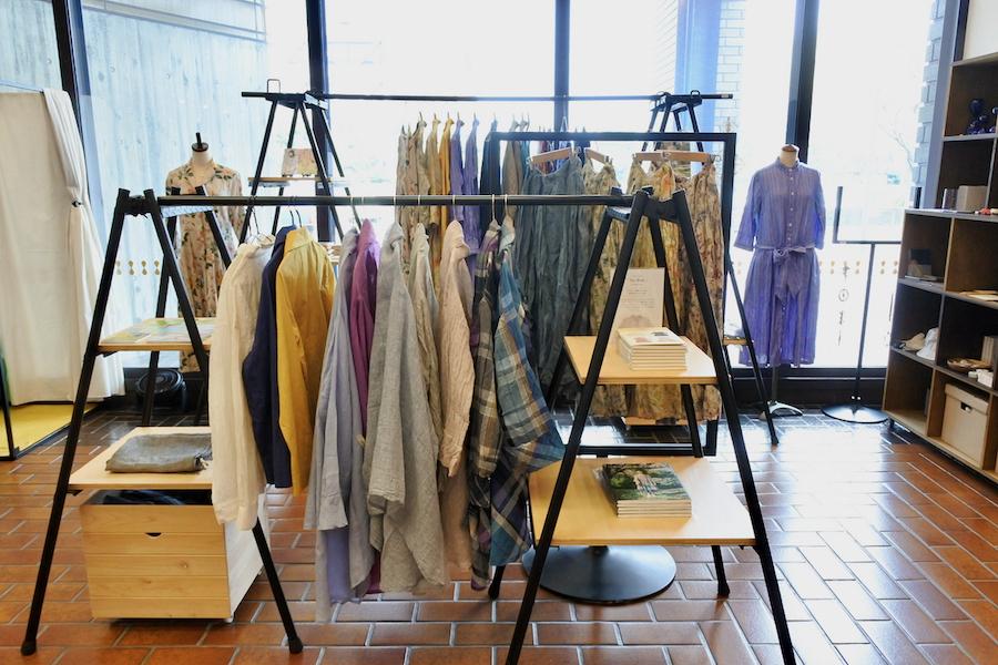 Sa-Rahの洋服展 spring &summer collection2021開催中