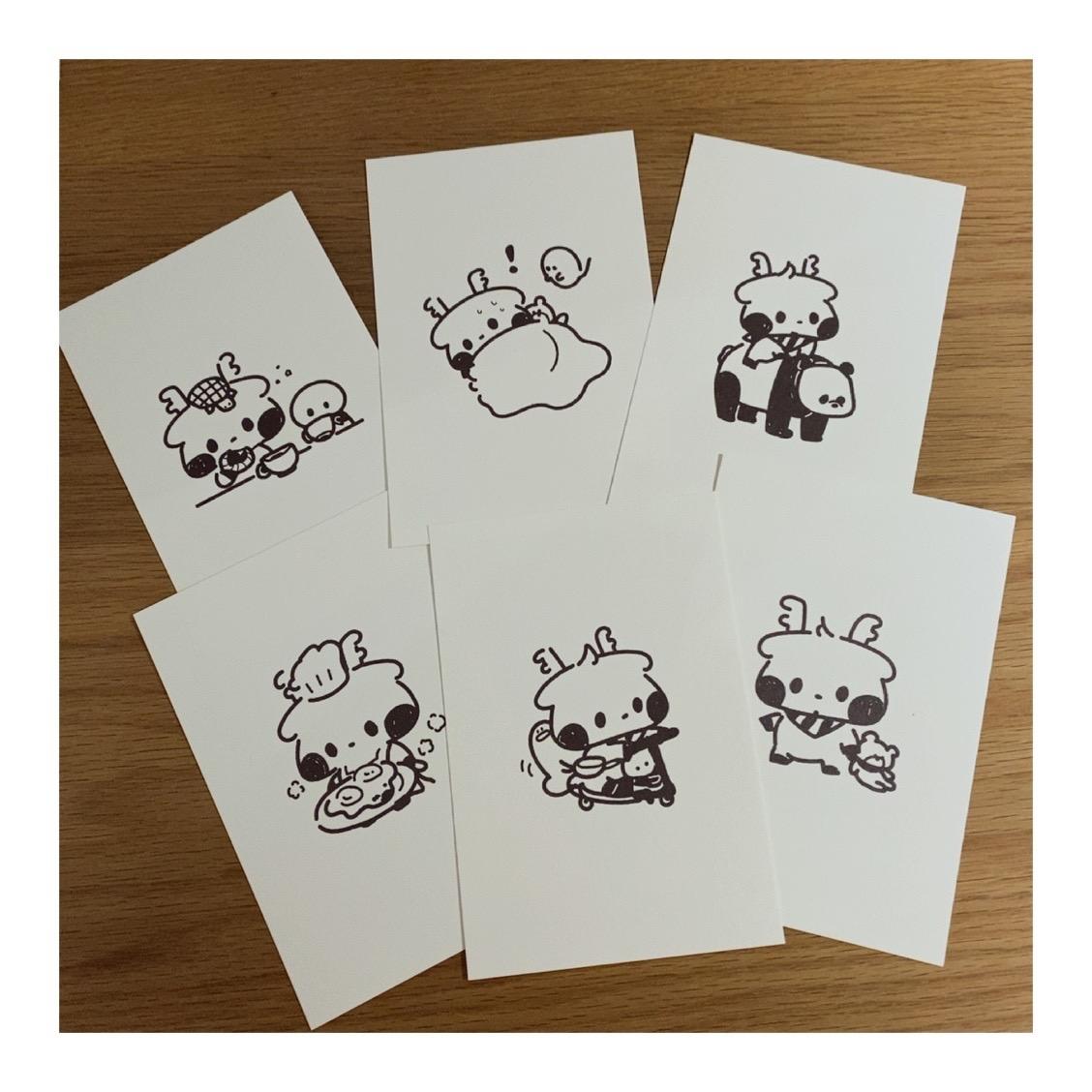 【ROKUHOME限定商品】ポストカード