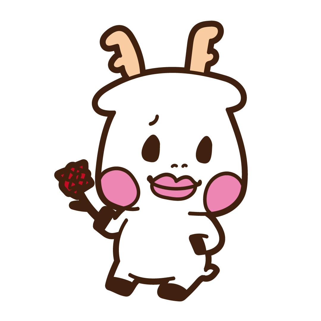 唇ぶ厚め鹿のケンジ【クチビルケンジ】