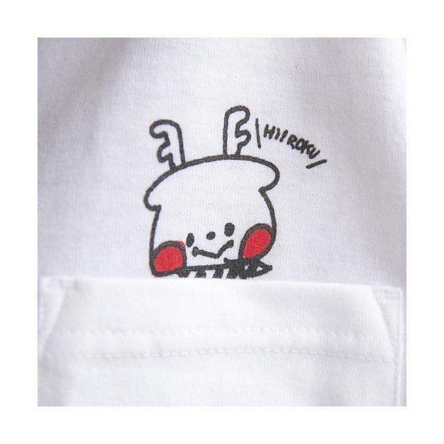 """""""彼と一緒に着れちゃう♡"""" Tシャツ  ーROKU POCKETー"""