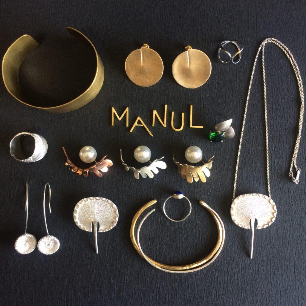 【2018年11月のイベント】アクセサリー「MANUL(マヌル)」が入荷します。