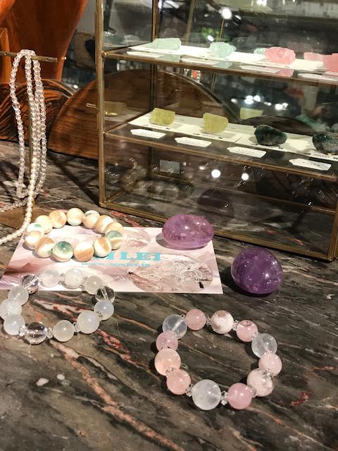 MM LEI 天然石のオリジナルアクセサリー展 12月5日(土)−12月27日(日)