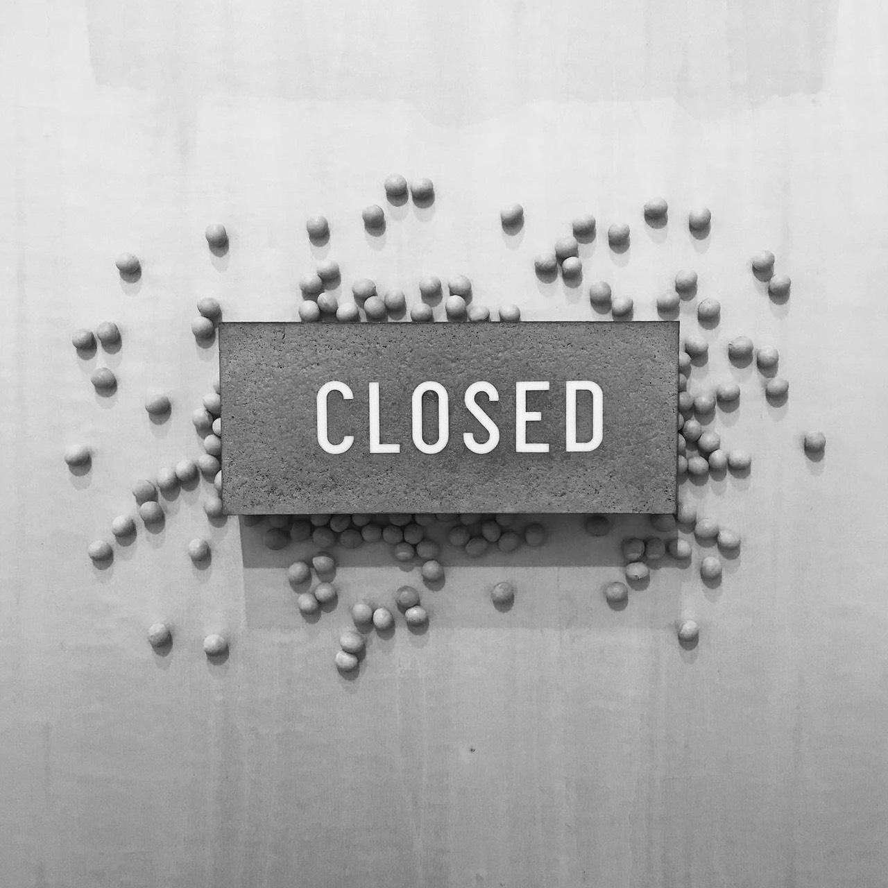 新型コロナウイルス感染リスク増加にともない 松陰神社前店休業のお知らせ