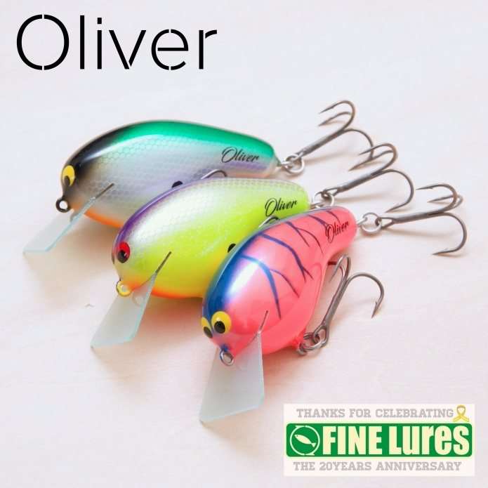 FINE Lures 20th Anniversary Color のご案内
