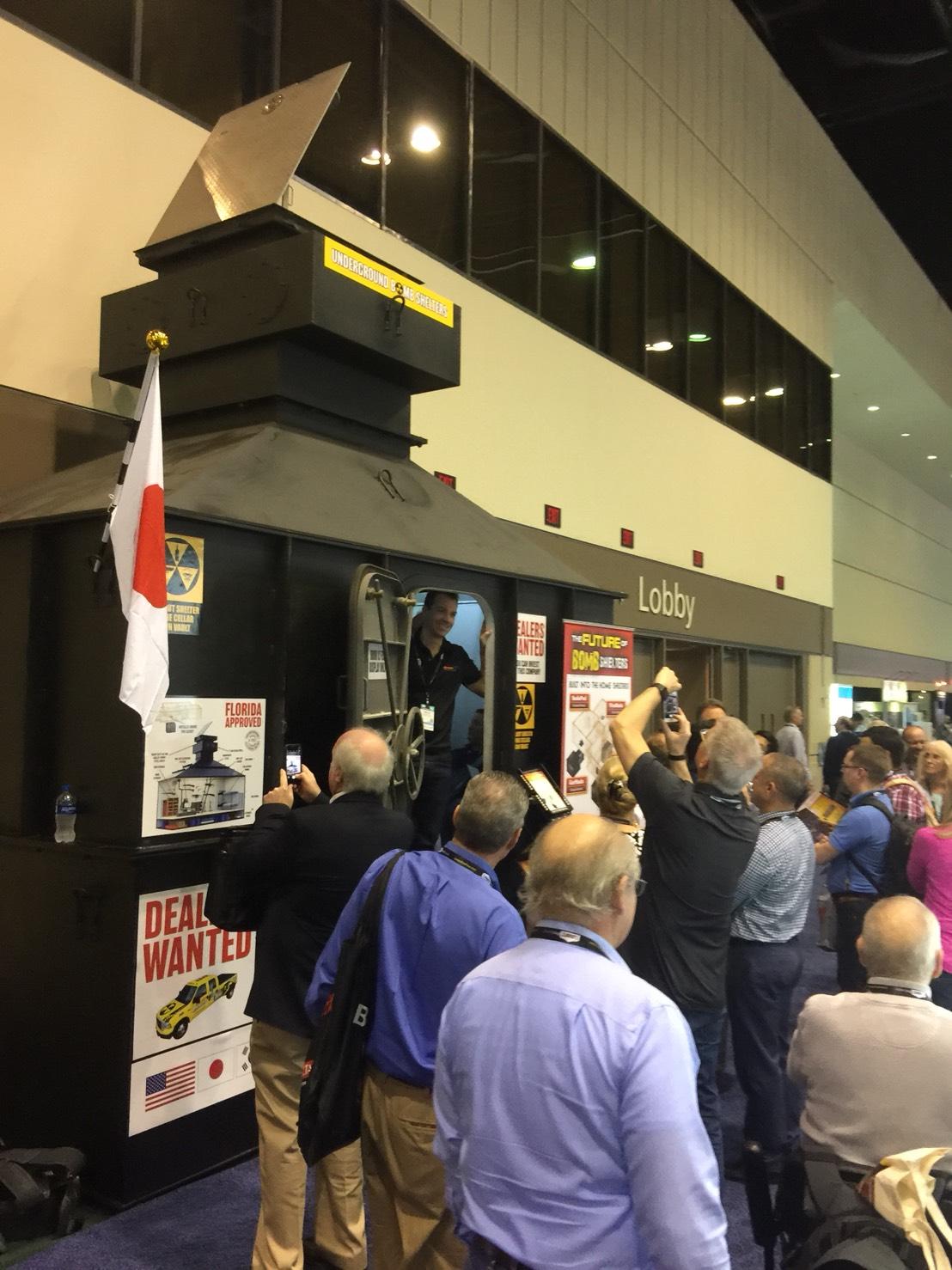 米国オーランドで世界一のナーブビルディングショーが開催!