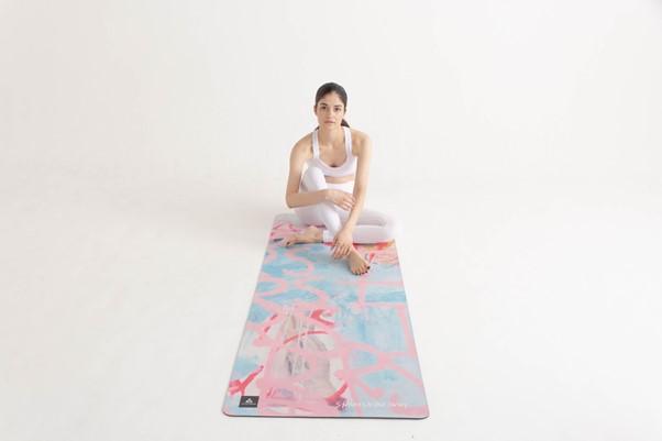 日本発!ハイブリッドスタイルの新感覚トレーニング・ヨガマット「LIFE ACTIVATION」が誕生