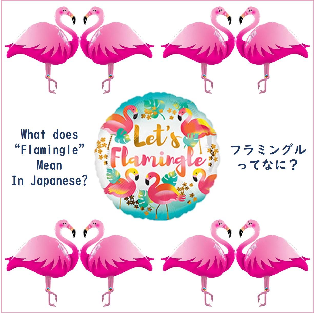 Flamingle ってどんな意味!?