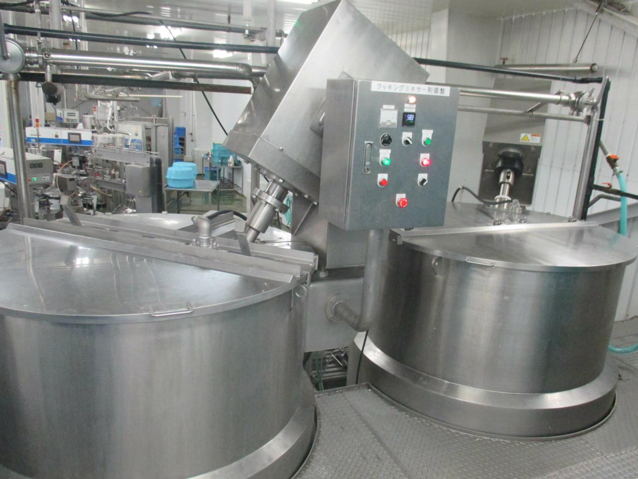 愛媛県の工場で作ったビーフカレー