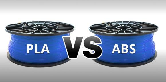 3DプリントしたPLAとABSはどっちが強度が高い?