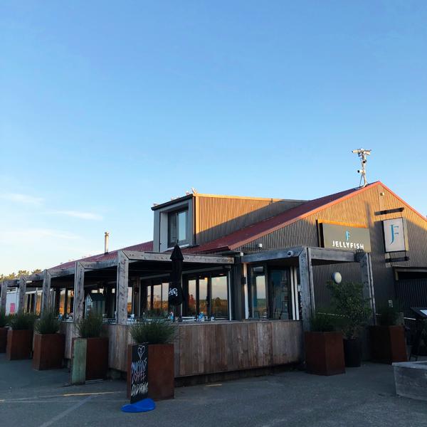 【NZ視察/2019年3月】大人気レストラン「Jelly Fish(ジェリーフィッシュ)」