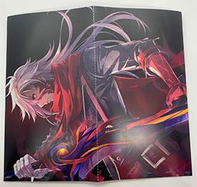 「創の軌跡」マスクケース新イラスト追加