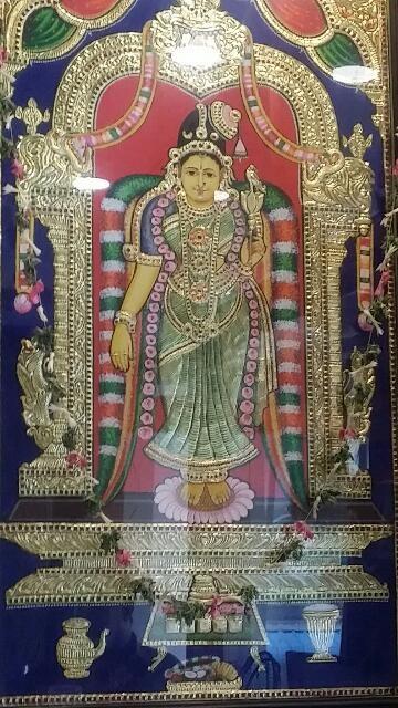 カニヤクマリ カニヤ女神、マドライ アンダル女神 どこにいっても女神